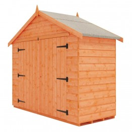 3 x 7 Foot Apex Compact Shed