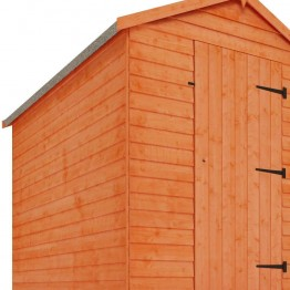 Value Apex Shed